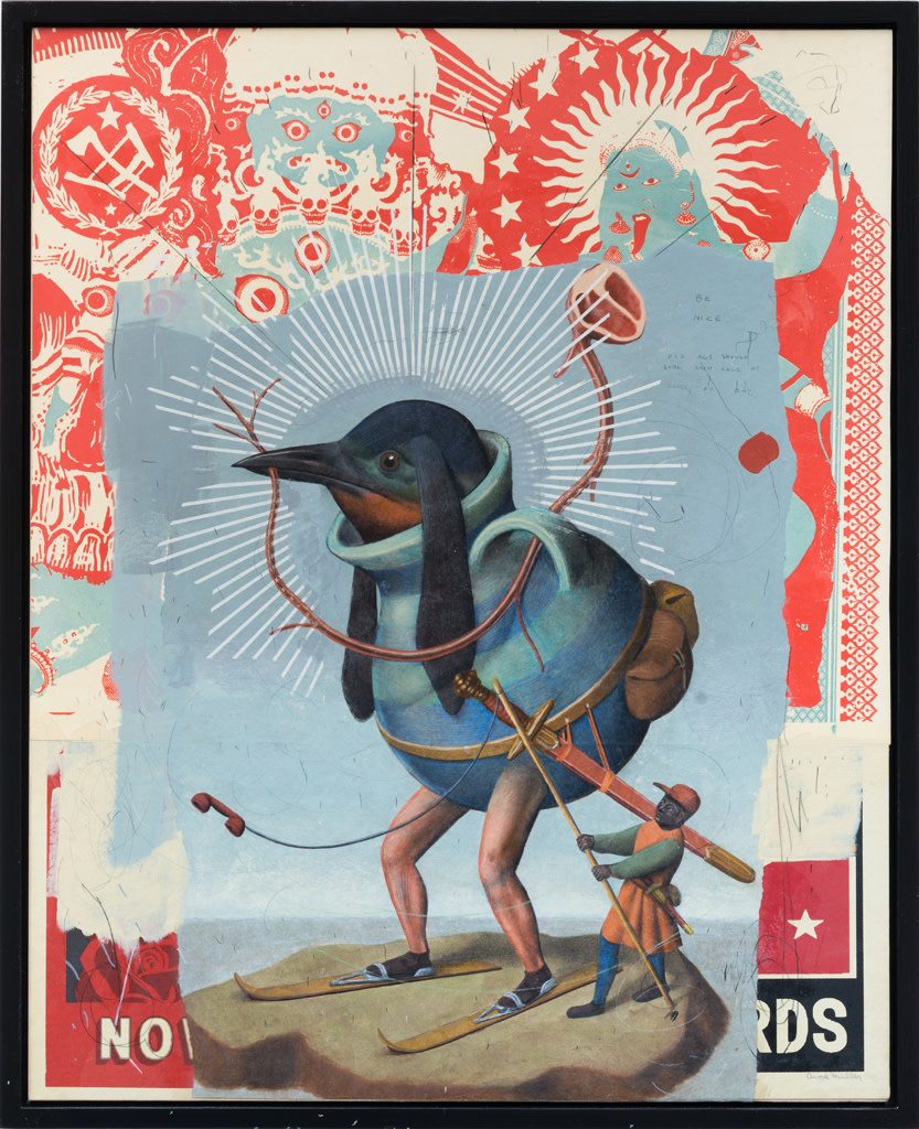 Ravi Zupa, Look For Options, 2019