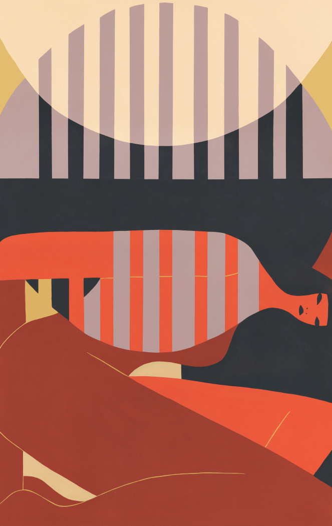 Laura Berger, Eclipsing, 2019
