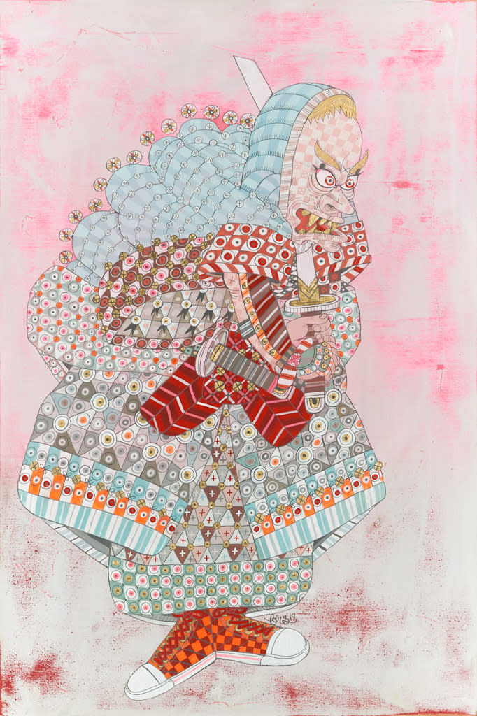 Ferris Plock, Settle Down, 2019