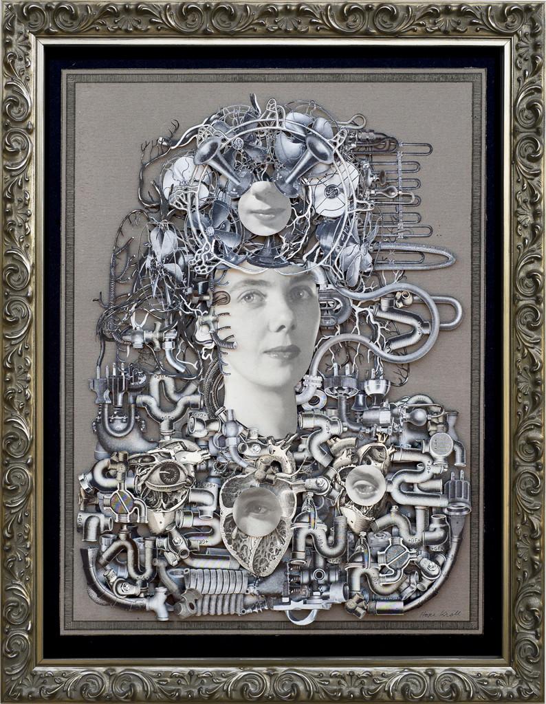 Hope Kroll, Portrait of Kay IV, 2018
