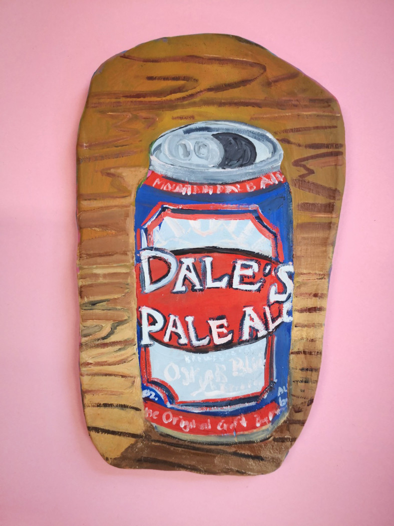 Anna Valdez, Dales - Pale Ale, 2019