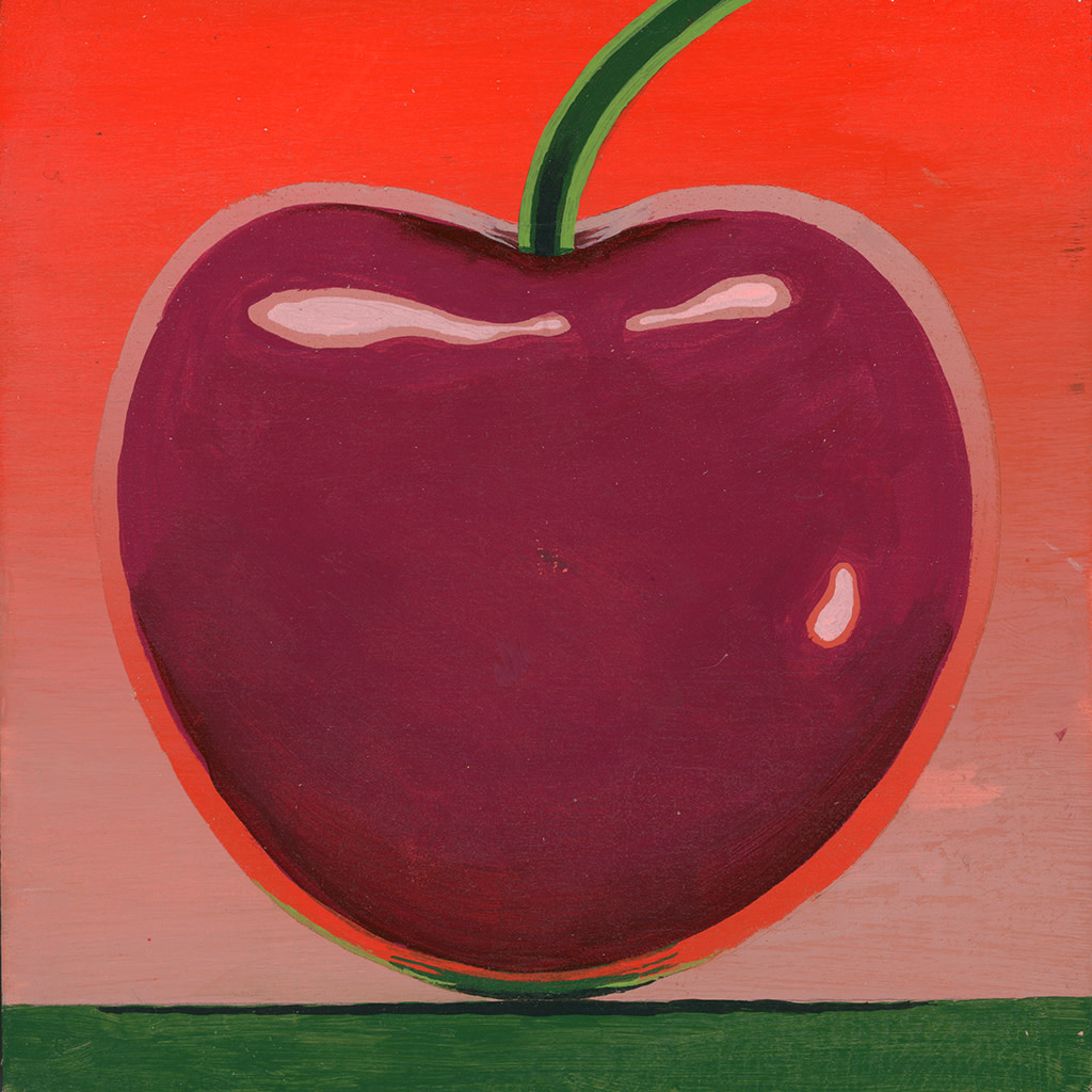 Celia Jacobs, Big Cherry, 2019
