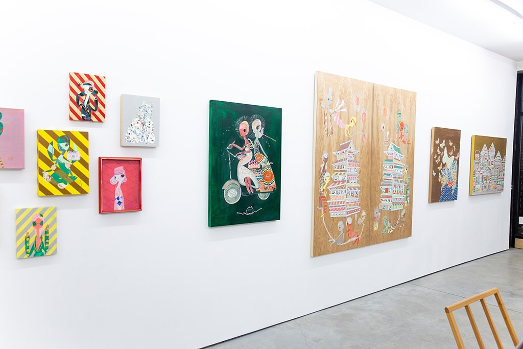 Kelly Tunstall Ferris Plock Amongst Friends Hashimoto 022
