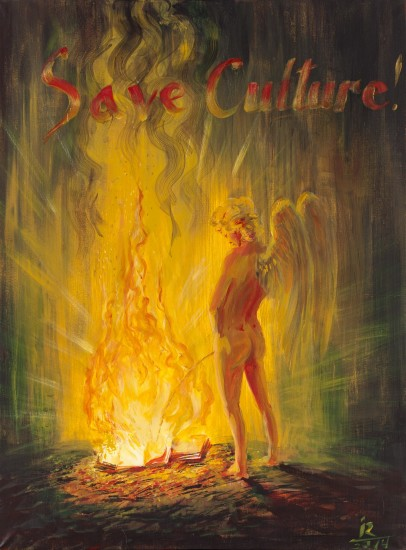"<span class=""title"">Save Culture!<span class=""title_comma"">, </span></span><span class=""year"">2014</span>"