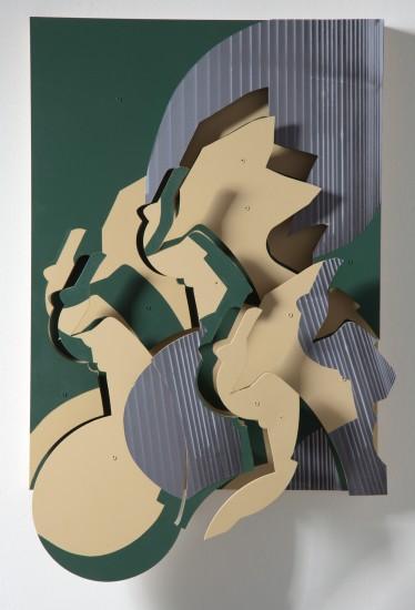 "<p><span class=""artist""><strong>Anna Parkina</strong></span></p><p><span class=""title""><em>Conversation during Intermission</em>, 2014</span></p>"