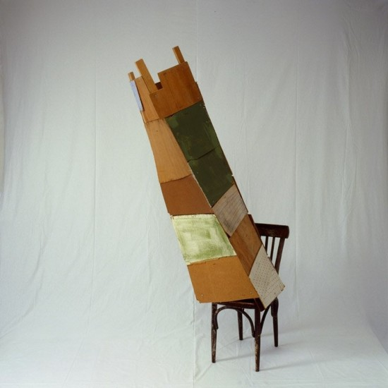 <em>Tatlin's Chair</em>, 1995