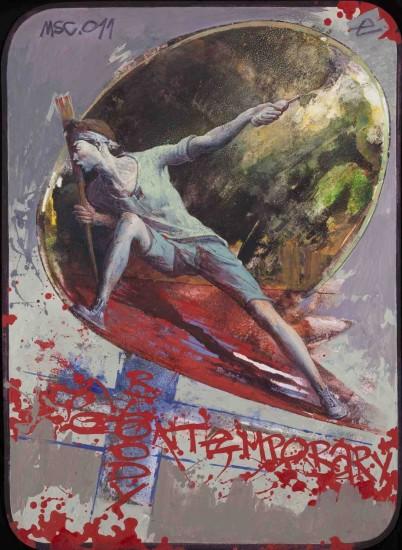 <em>Bloody Contemporary</em>, 2011