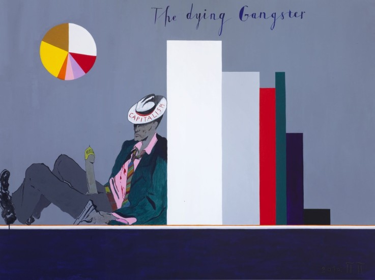 <em>The Dying Gangster</em>, 2010