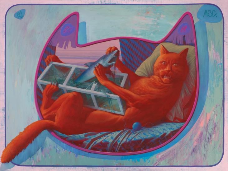 <em>Красный гурман / Red Gourmet</em>, 2014
