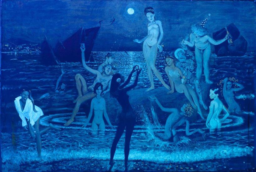 <em>День рождения Афродиты / Birthday of Aphrodite</em>, 2012