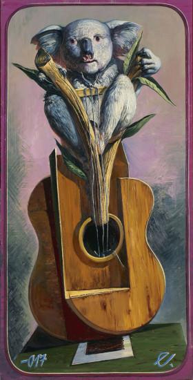 <em>&#1043;&#1080;&#1090;&#1072;&#1088;&#1072; &#1076;&#1083;&#1103; &#1050;&#1091;&#1079;&#1083;&#1080;&#1082;&#1072; / Guitar for a Kuzlik</em>, 2017