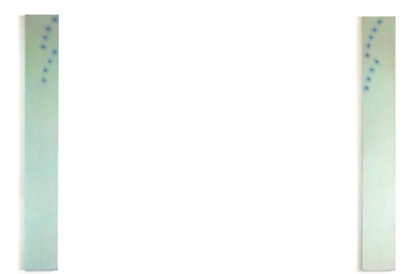 <em>SPRACHE SPRICHT (diptych) / SPRACHE SPRICHT (диптих)</em>, 2015