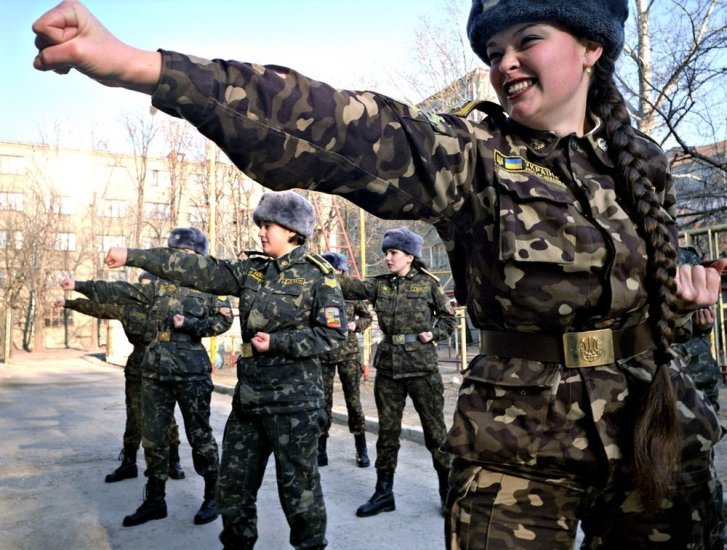 <em>#4 из серии ARMY GIRLS / #4 from the series ARMY GIRLS</em>, 2000