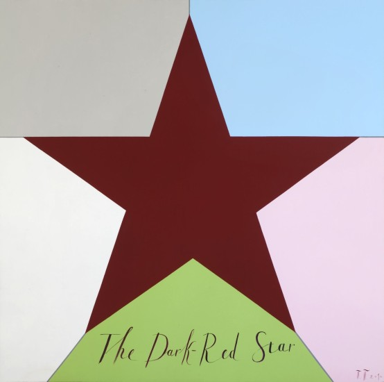 <em>The Dark-Red Star</em>, 2010