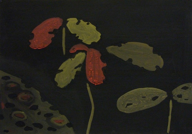 <em>#2 from the series SUSPICIOUS GARDEN</em>, 2010