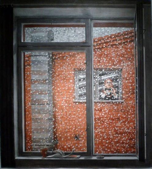 <em>Window in the studio</em>, 2012