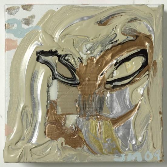 "<p><span class=""artist""><strong>Jonathan Meese</strong></span></p><p><span class=""title""><em>DR. BABYEISERNES KREUZ VII</em>, 2009</span></p>"