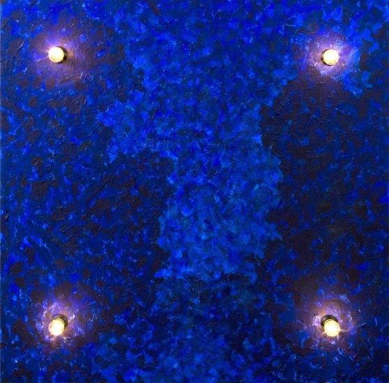 <em>Blue Square</em>, 1997