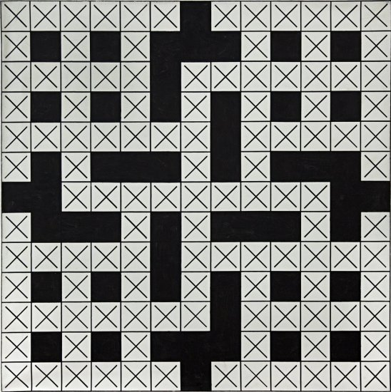 <em>Untitled #2 from the series CROSSWORD</em>, 2006