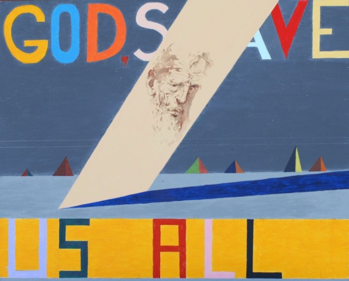 <em>God Save Us All</em>, 2008