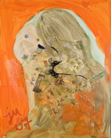 """<p><span class=""""artist""""><strong>Jonathan Meese</strong></span></p><p><span class=""""title""""><em>DE MUFF</em>, 2007</span></p>"""