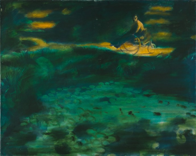 <p><span class=&#34;artist&#34;><strong>Oleg Golosiy</strong></span></p><p><span class=&#34;title&#34;><em>Disabled on swamp</em>, 1991</span></p>