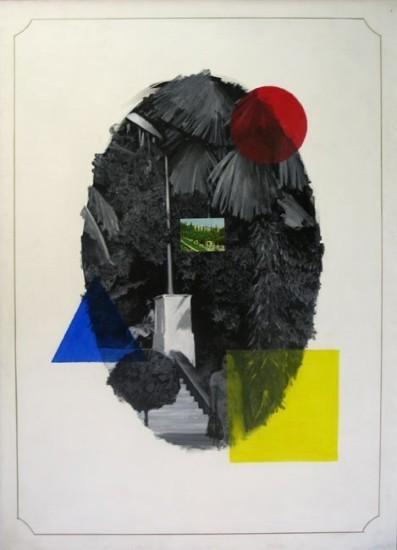<em>Suprematic Composition</em>, 1989