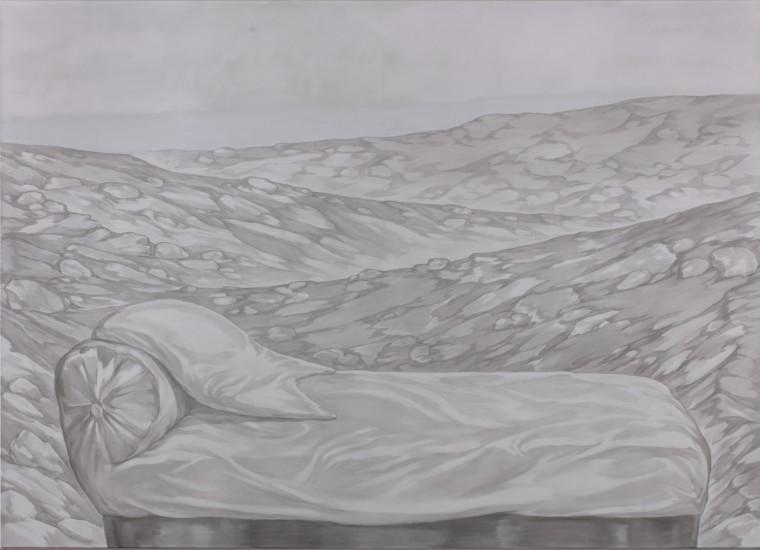<p><strong>Maria Serebriakova</strong></p><p><em>Gesichte der Traeume 2</em>, 2016</p>