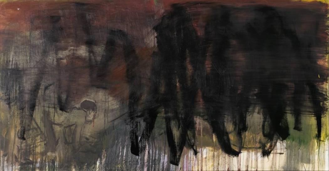 <p>Leonid Tskhe</p><p>Black clew 1, 2019</p>