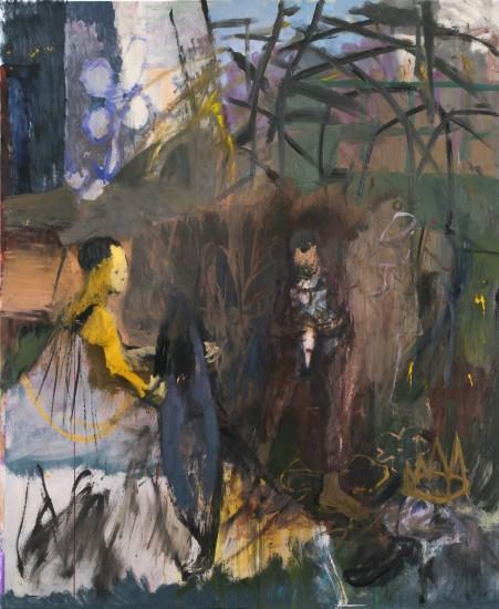 <p>Leonid Tskhe</p><p>Untitled, 2019</p><p></p>