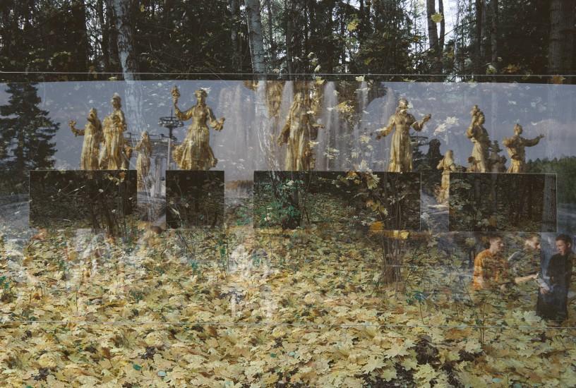 <p><b>Oleg Kulik</b><br /><i>Message</i>, 2003</p>