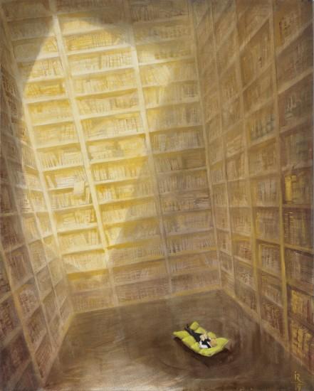 <p><strong>Ivan Razumov</strong></p><p><em>Lenin Library, </em>2015</p>