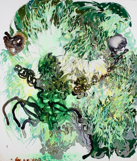 <p><strong>Vlad Kulkov</strong></p><p><span><em>Psychogenetic collar of a symbiote</em>, 2016</span></p>