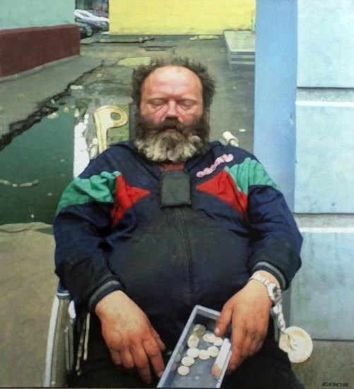 <p><span>Semyon Faibisovich</span><br /><span>Invalid from the cycle RAZGULYAI, 2009</span></p>
