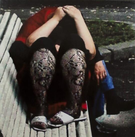 <p><span>Semyon Faibisovich</span><br />Autumn Kiss from the cycle RAZGULYAI, 2009</p>