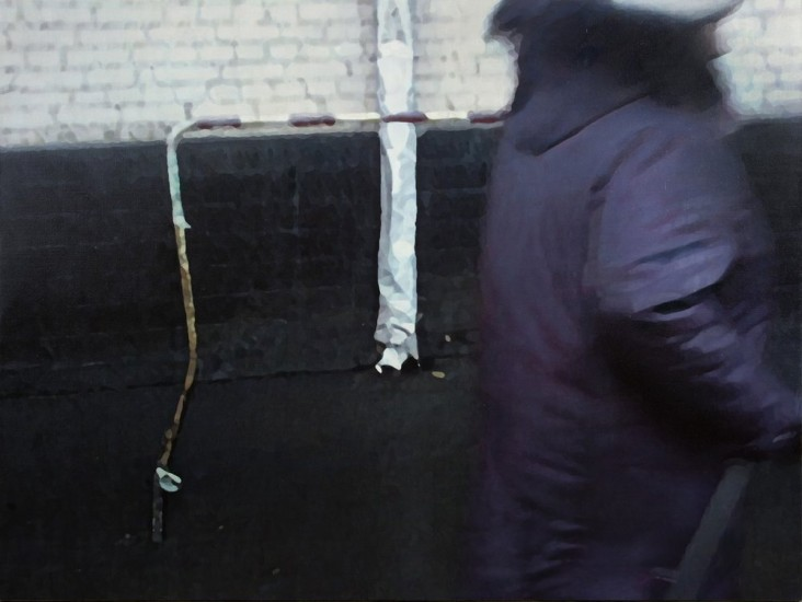 <p><span>Semyon Faibisovich</span><br /><span>Composition with Drainpipe from the cycle RAZGULYAI, 2008</span></p>