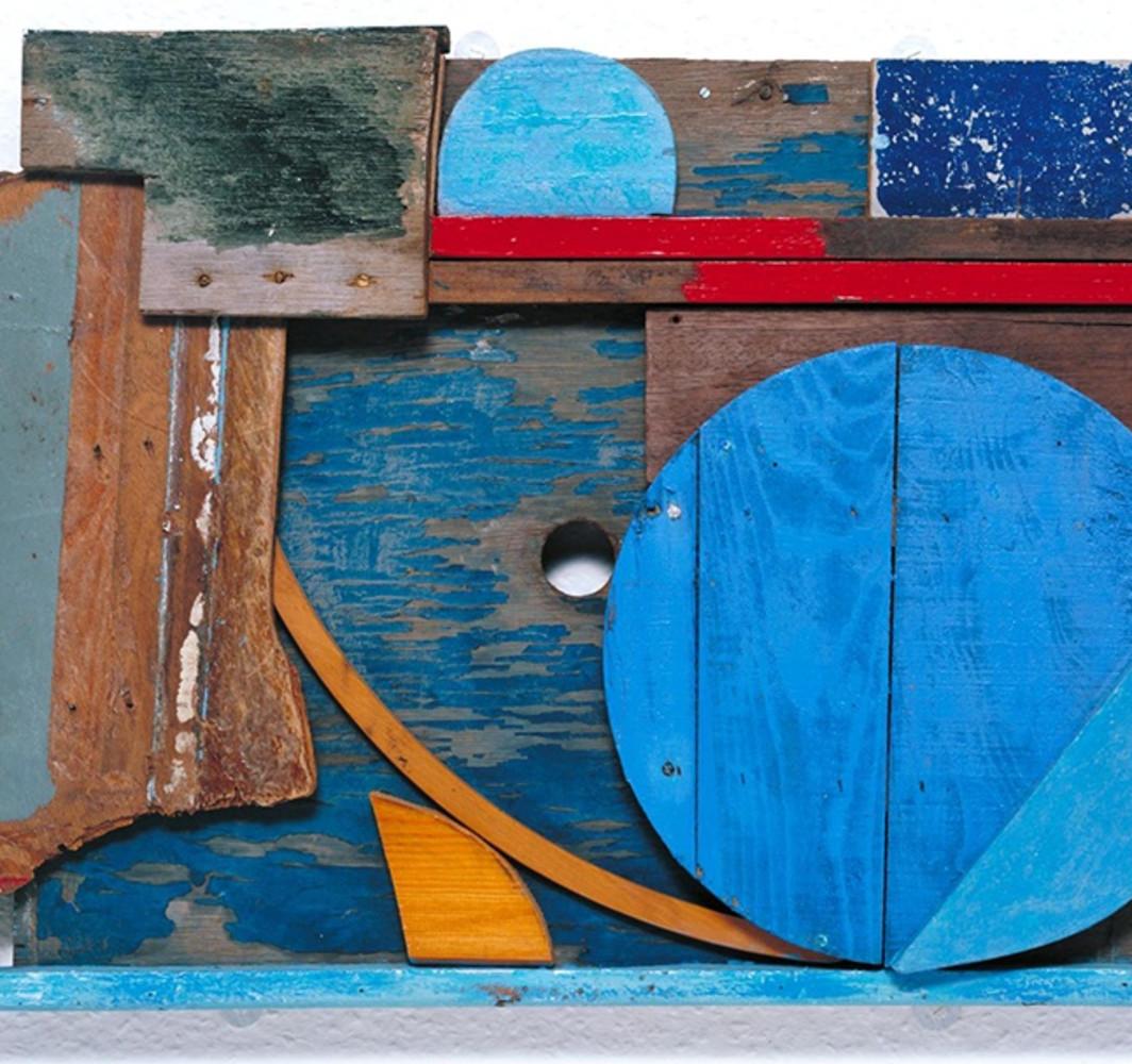 Margaret Mellis Number 35 1983 Tate