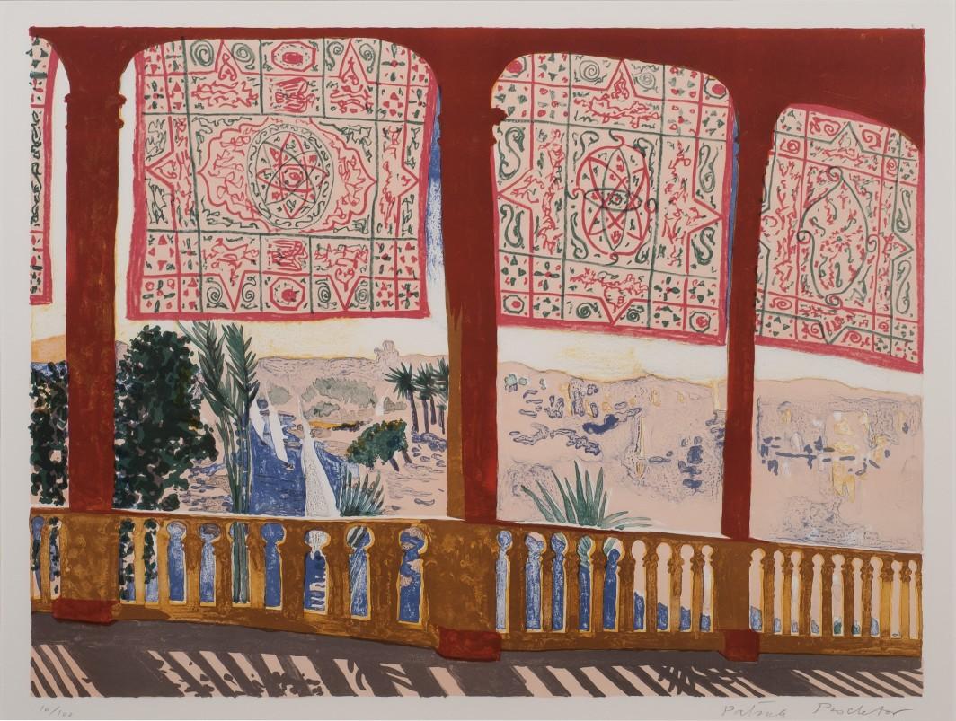 Cataract, Aswan, 1985