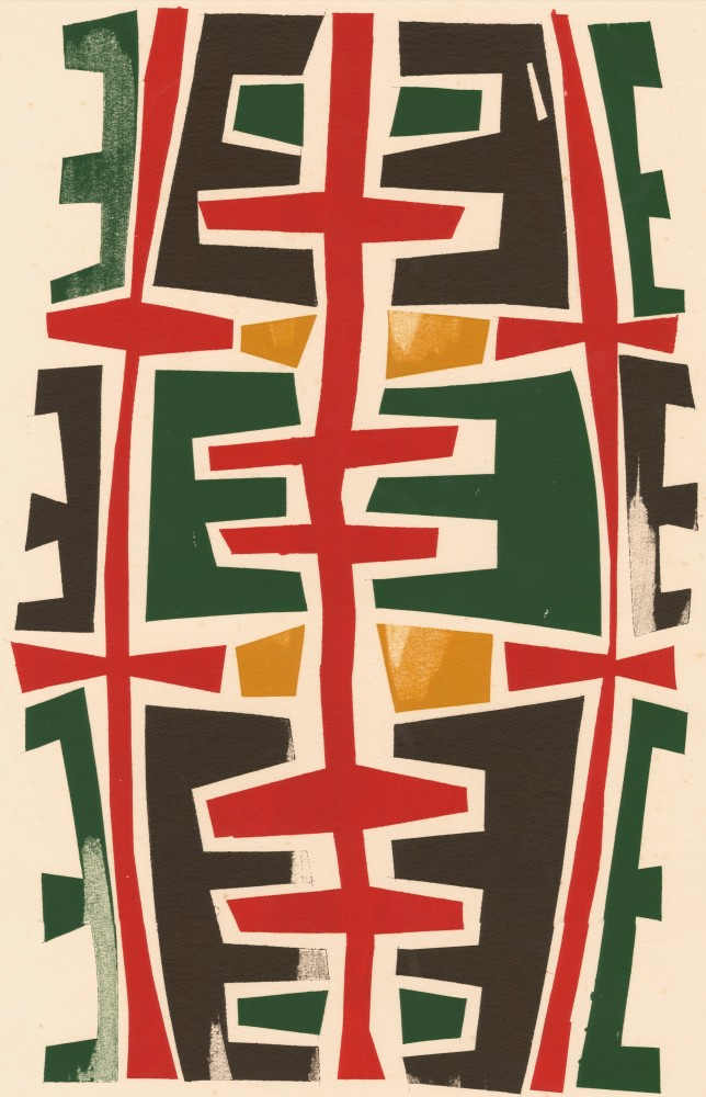 Vertical Structure, 1952