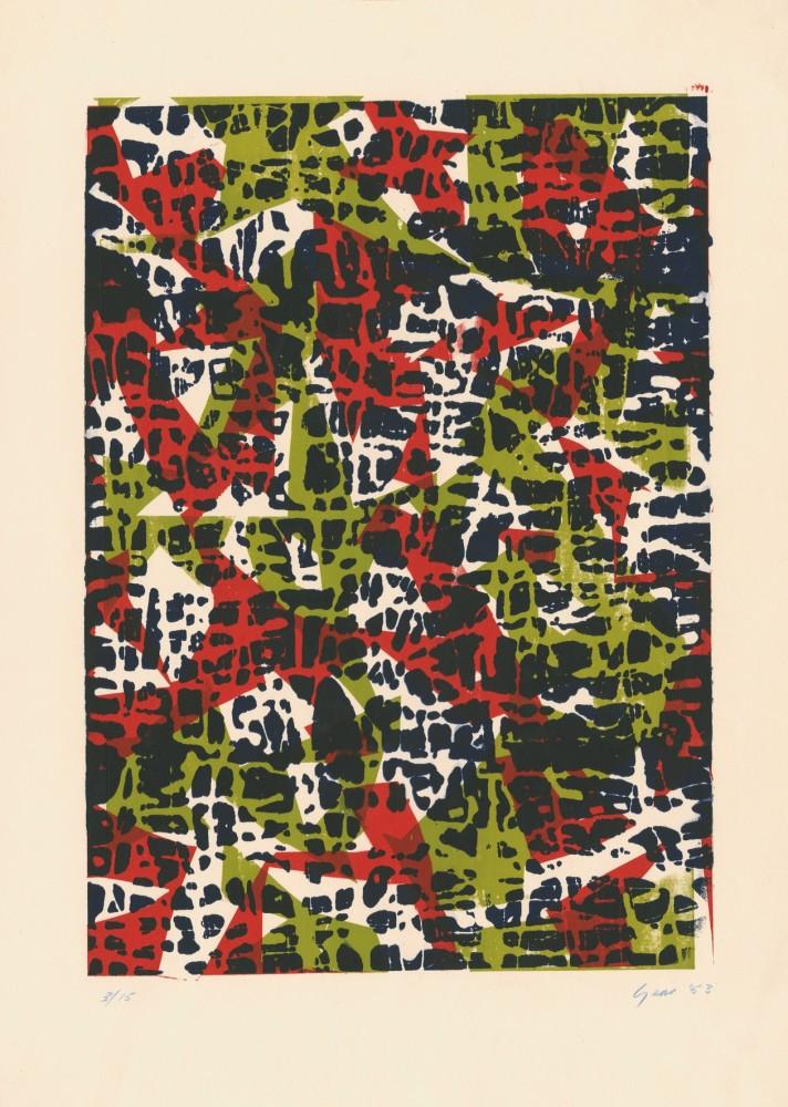 Untitled (November 11th), 1953