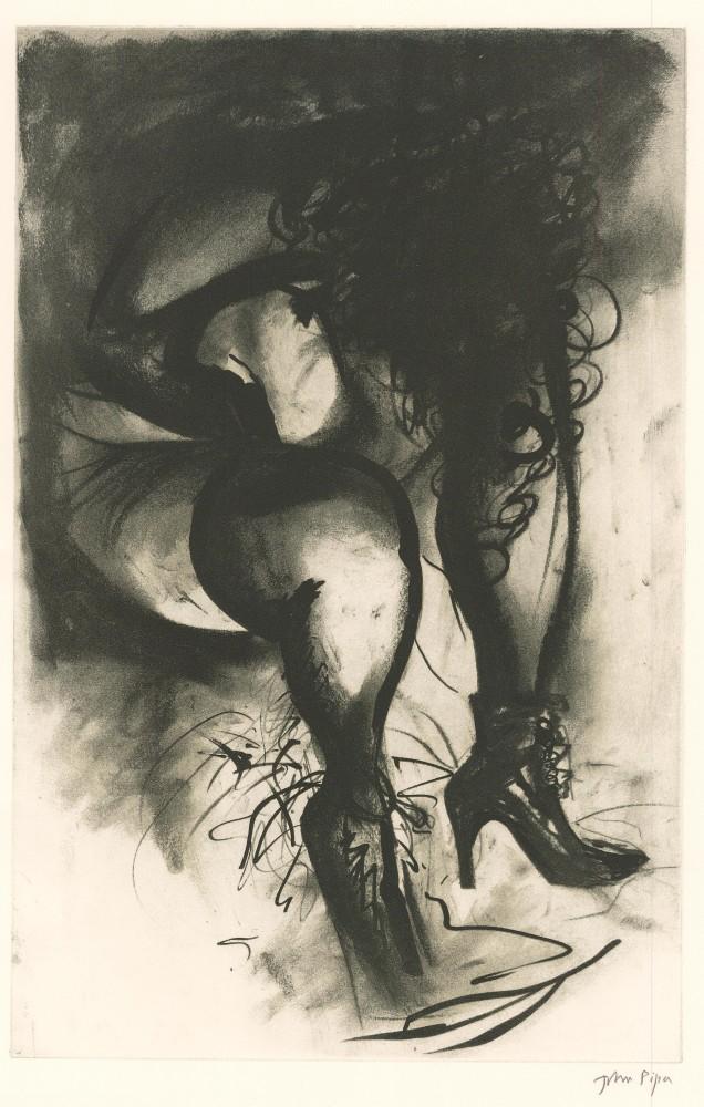 Nude II, 1986