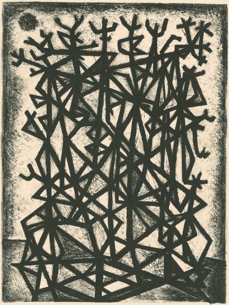 Trees, 1949
