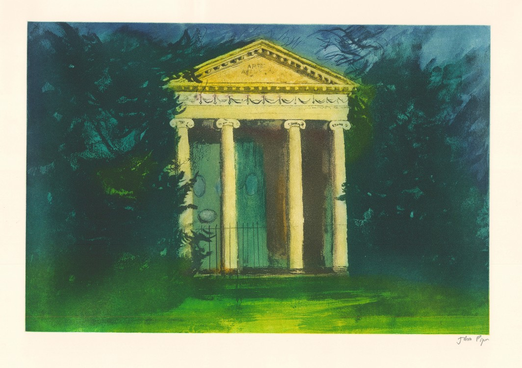 The Temple of Diana, 1988