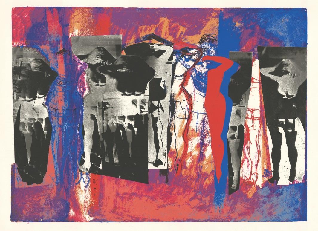 Eye and Camera: Multifigure, 1972