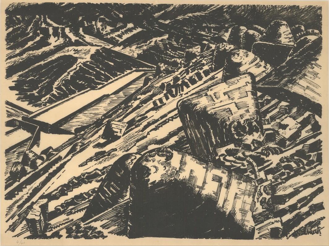 Ladle Slag, Old Hill II, 1920