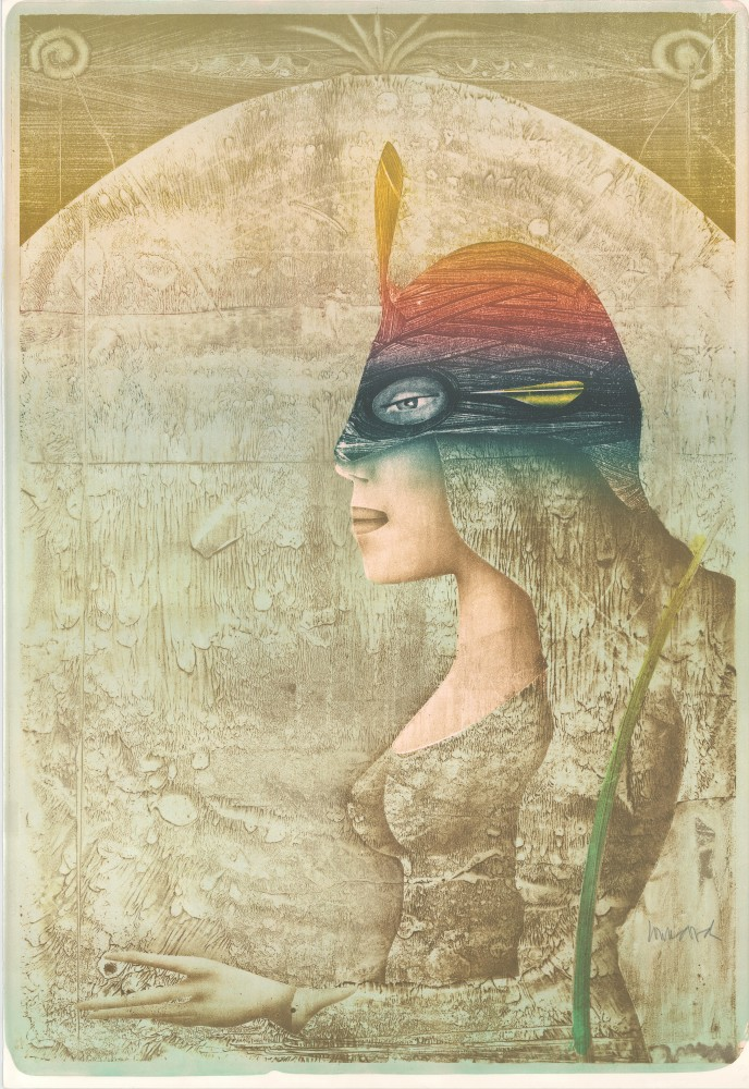 The Hat of Penthesilea, 1988