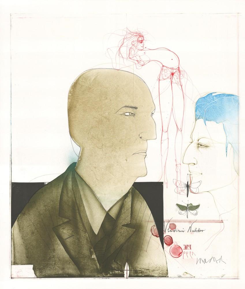 Vladimir Nabokov, 1999