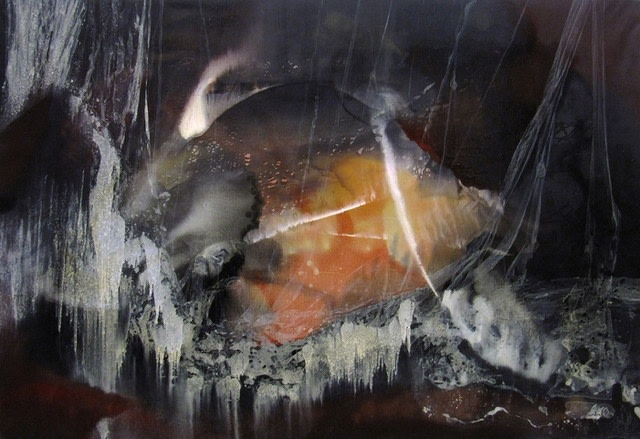 The Prophecy, 1956, oil on canvas, 129.5 x 195.6 cm