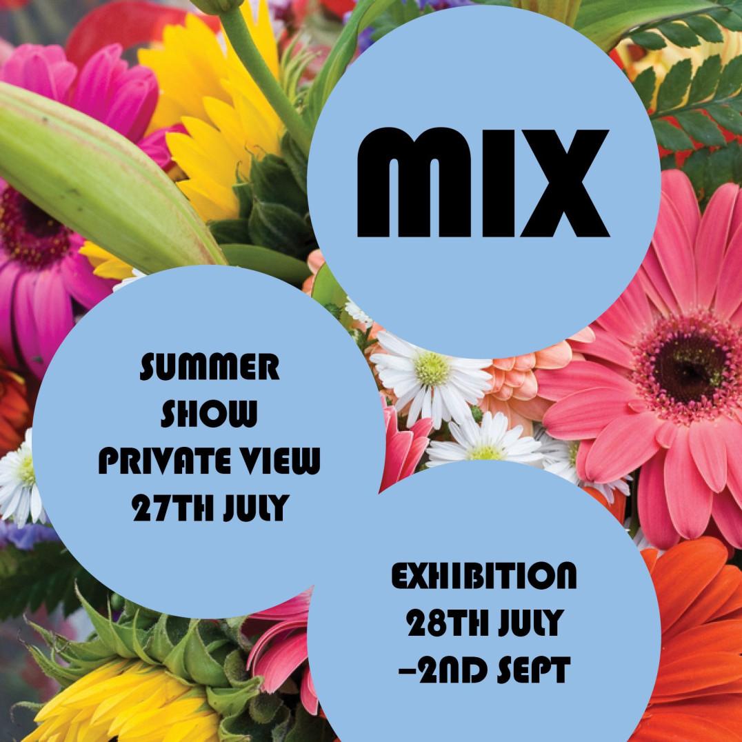 Mix: Summer Group Show 2017