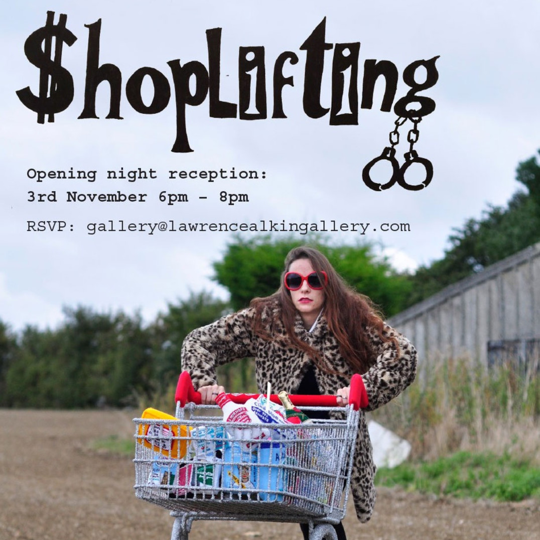 Shoplifting, Lucy Sparrow